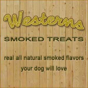 """Bones"" Westerns Dog Treats"