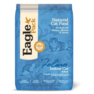 Eagle Pack Indoor Cat Food 12 lb Eagel, Eagle Pack, Cat food, indoor, dry