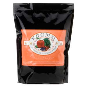 Fromm 4 Star Salmon A La Veg Cat Food fromm, 4 star, salmon, Cat food, dry