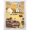 Taste of the Wild Dog Can High Prairie 12/13.2oz taste of the wild, canned, high prairie, dog food, dog