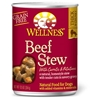 Wellness Beef Stew Can Dog Food 12/12.5 oz Case wellness, beef, stew, canned, dog food, dog