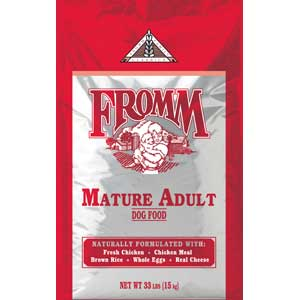 Fromm Classic Mature Dog Food fromm, classic, mature, Dry, dog food, dog