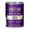 Fromm Gold Duck & Chicken Canned Dog Food 12/13 oz Case fromm, gold, duck, chicken, canned, dog food, dog