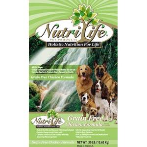 Nutrilife Dog Food