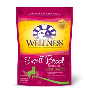 Wellness Wellness Super5mix Small Breed Adult Dog Food
