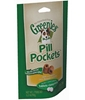 Pill Pockets - Chicken Capsule Dogs 7.9 oz chicken, greenies, pill pockets, capsule, dog, dog treats