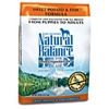 Natural Balance Sweet Potato & Fish Formula Dog Food Natural balance, sweet potato, fish, Dry, dog food, dog
