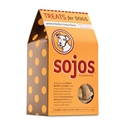 Sojos Peanut Butter/Honey 10 oz Dog Treats sojos, sojos, dog treats, peanut butter, honey, dog treats