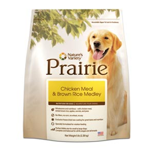 Natures Variety Prairie Chicken Meal  Dog Food 27 lb natures variety, natures variety, prairie chicken, chicken, Dry, dog food, dog
