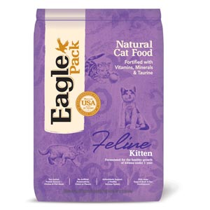 Eagle Pack Kitten Food 12 lb Eagel, Eagle Pack, Cat food, dry, kitten