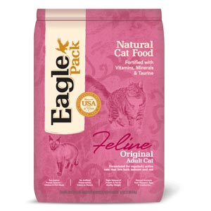 Eagle Pack Adult Cat Food 12 lb Eagel, Eagle Pack, Cat food, adult, dry
