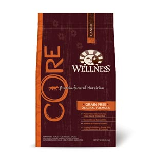Wellness CORE Grain Free Original Dog Food 26 lb wellness, core, grain free, original, Dry, dog food, dog