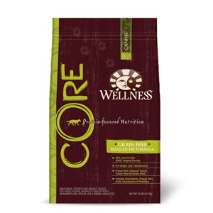 Wellness CORE Reduced Fat Dog Food 26 lb wellness, core, reduced fat, Dry, dog food, dog