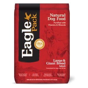 Eagle Pack Large/Giant Adult Dog Food  30 lb eagle, eagle pack, large/giant adult, large, giant, Dry, dog food, dog