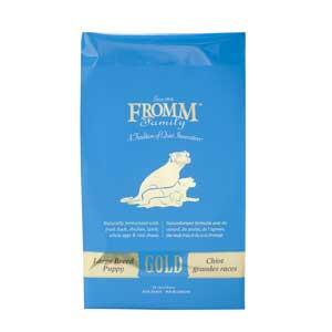 Fromm Large Breed Puppy Gold Dog Food fromm, large breed puppy, puppy, gold, large, Dry, dog food, dog