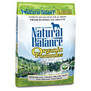 Natural Balance Organic Formula Dog Food natural balance, organic, Dry, dog food, dog