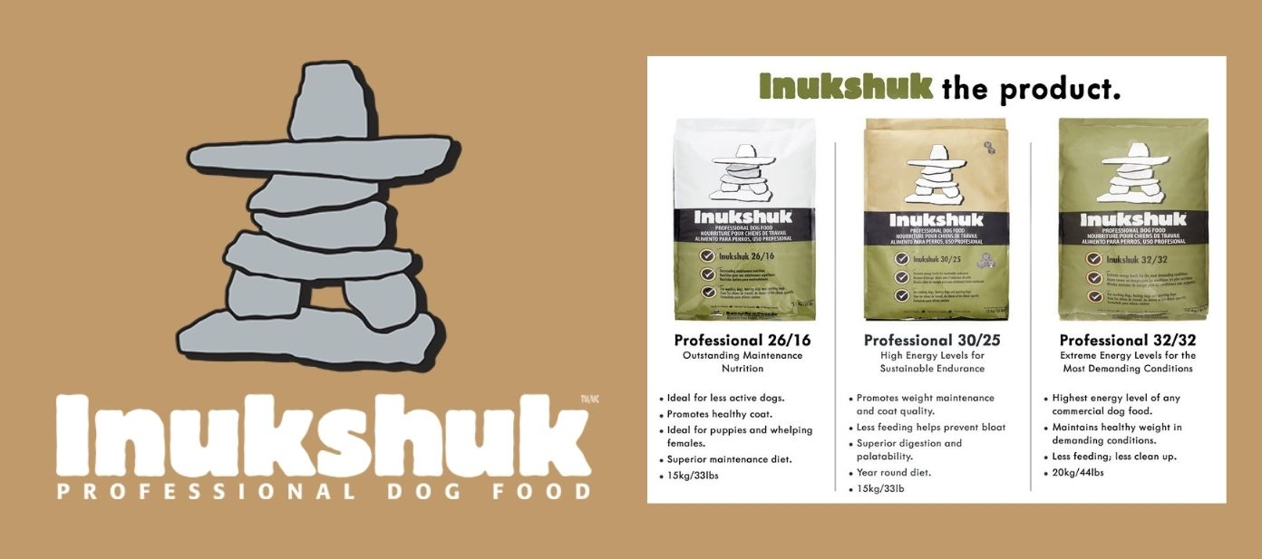 Inukshuk Dog Food Proven Performance and Maximum Nutrition Dog Food Delivery