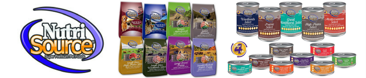 NutriSource dog and cat food made in the USA Know Your Source