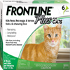Frontline Plus Flea & Tick Treatment for Cats and Kittens 8-weeks & Older and Weighing Over 1.5 lbs  Frontline, cat, cats, plus, FRONTLINE Plus, Frontline Plus Flea and Tick Treatment for Cats and Kittens