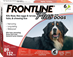 Frontline Plus Dogs 89-132 lbs