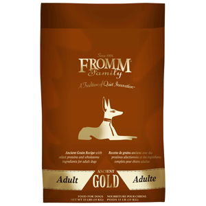 Fromm Ancient Gold Dog Food fromm, ancient, gold, Dry, dog food, dog