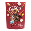 Crunchy Os Pot Roast Punchers Dog Treats 6 oz fromm, Crunchy Os, treats, Dog Treats, Pot, Roast, Punchers, pot roast