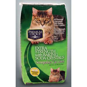 Premium Choice Extra Strength Cat Litter 25 lb Cat Tails Cat Litter, Premium Choice Extra Strength Cat Litter, Premium Choice Pine Cat Litter, Premium Choice Scoopable Cat Litter, Tidy