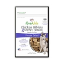 PureVita Freeze Dried Chicken Giblets & Sweet Potato Dog Treats purevita, pure vita, freeze dried, chicken giblets and sweet potato, chicken giblets & sweet potato, dog treats